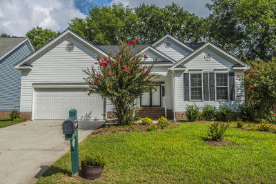 Mount Pleasant Single Family Home For Sale: 3107 Heathland Way