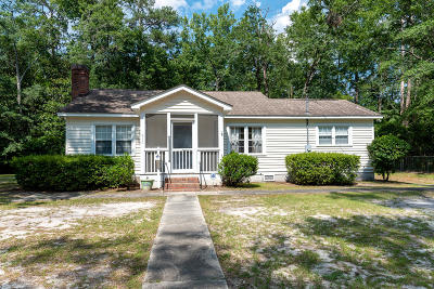 Walterboro Single Family Home For Sale: 411 Center Street
