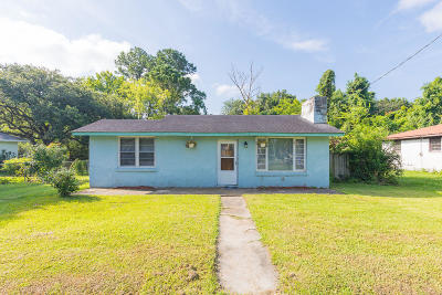 Charleston Single Family Home For Sale: 1549 Kemper Avenue