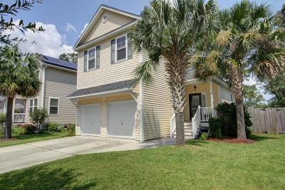 Charleston Single Family Home For Sale: 1808 Parkland Preserve Lane