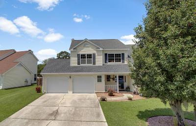 Charleston Single Family Home For Sale: 3323 Hearthside Drive