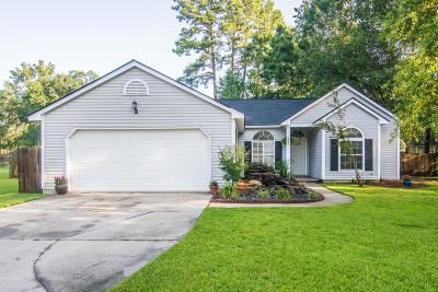 Goose Creek Single Family Home Contingent: 104 Braeford Court