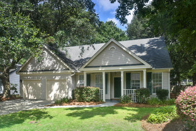 Mount Pleasant Single Family Home For Sale: 1949 Oak Tree Lane