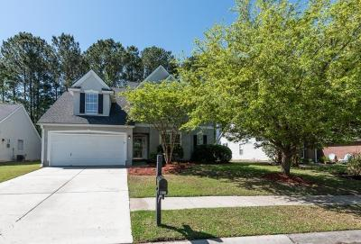 Mount Pleasant Single Family Home For Sale: 1477 Clarendon Way