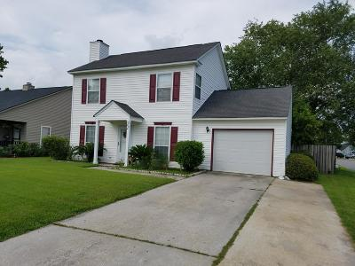 North Charleston Single Family Home For Sale: 5204 Elba Drive
