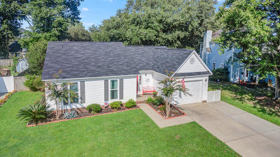 Goose Creek Single Family Home Contingent: 422 Indigo Road