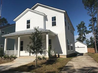 Single Family Home For Sale: 313 West Respite Lane