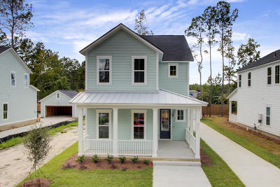Summerville Single Family Home For Sale: 311 West Respite Lane
