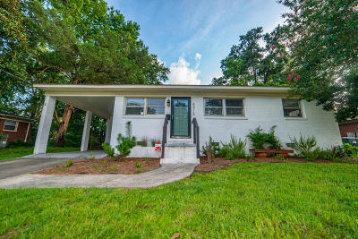 Hanahan Single Family Home Contingent: 5815 Hume Avenue