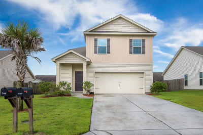 North Charleston Single Family Home Contingent: 7667 Haywood Street