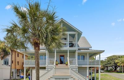 Isle Of Palms SC Single Family Home For Sale: $1,696,000