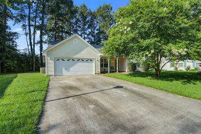 Ladson Single Family Home For Sale: 9842 Levenshall Drive