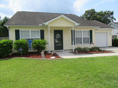Goose Creek Single Family Home Contingent: 417 Stephanie Drive
