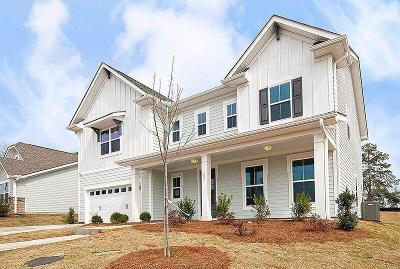 Moncks Corner Single Family Home For Sale: 562 Pendleton Drive