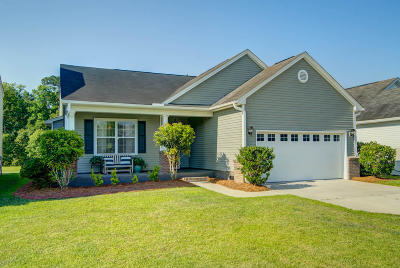 Single Family Home Contingent: 3137 Cold Harbor Way Way