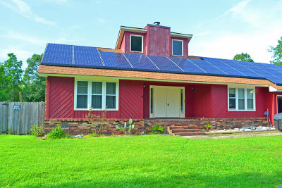 Goose Creek Single Family Home For Sale: 142 Mellard Drive