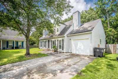 Charleston Single Family Home For Sale: 1701 Eallystockert Road