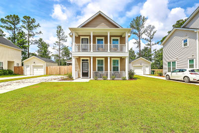 Berkeley County Single Family Home For Sale: 7402 Purser Lane