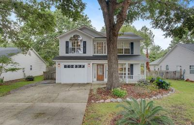 Mount Pleasant Single Family Home For Sale: 1946 Armory Drive