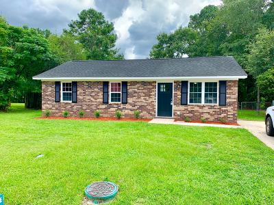 Summerville Single Family Home Contingent: 201 Bluebell Avenue
