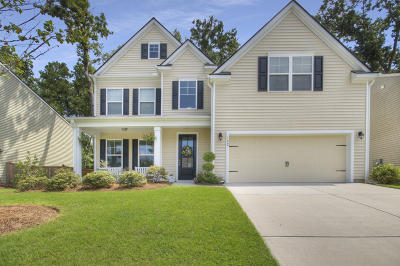 Summerville Single Family Home For Sale: 182 Hickory Ridge Way