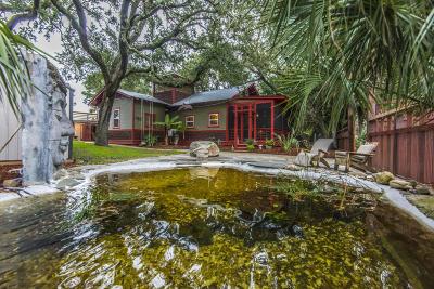 Folly Beach Single Family Home For Sale: 1124 E Cooper Avenue
