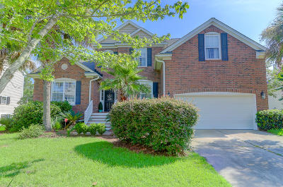 Mount Pleasant SC Single Family Home For Sale: $515,000