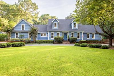 Mount Pleasant SC Single Family Home For Sale: $1,250,000