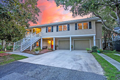 Isle Of Palms Single Family Home For Sale: 11 43rd Avenue