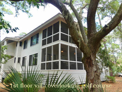 Edisto Island SC Attached For Sale: $249,000