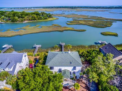 Folly Beach Single Family Home For Sale: 290 Little Oak Island Drive