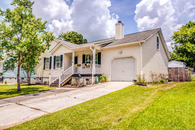 Goose Creek Single Family Home For Sale: 173 Two Hitch Road