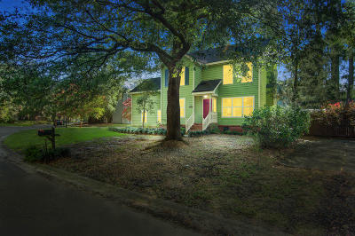 Charleston Single Family Home For Sale: 201 Mansfield Boulevard