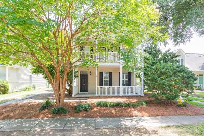 Charleston Single Family Home For Sale: 1464 Swamp Fox Lane