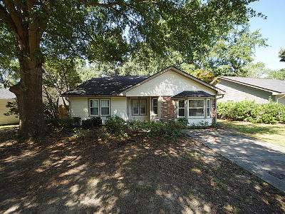 Summerville Single Family Home Contingent: 125 Cambridge Road