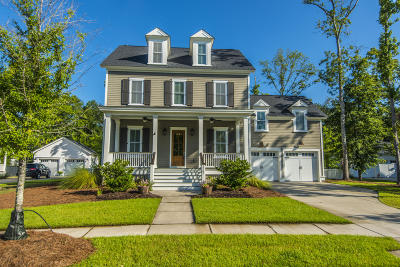 Mount Pleasant SC Single Family Home For Sale: $810,000