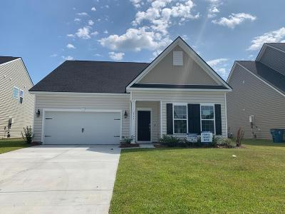 Summerville SC Single Family Home For Sale: $309,255