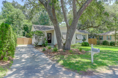 Mount Pleasant SC Single Family Home For Sale: $625,000