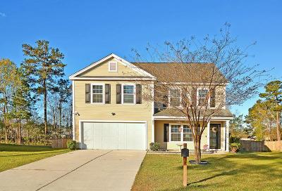 Ladson Single Family Home For Sale: 2011 Cripplecreek Drive