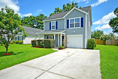 Hanahan Single Family Home For Sale: 1122 Deerberry Road