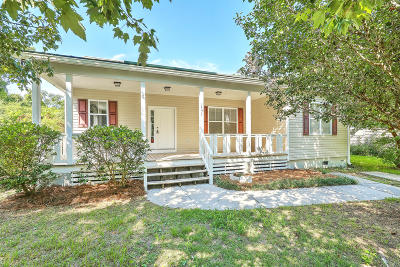 Charleston Single Family Home For Sale: 1493 Little Rock Boulevard