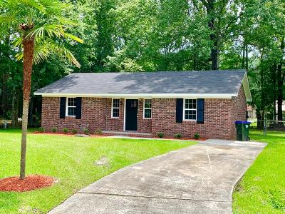 Summerville Single Family Home Contingent: 102 Myrtle Place