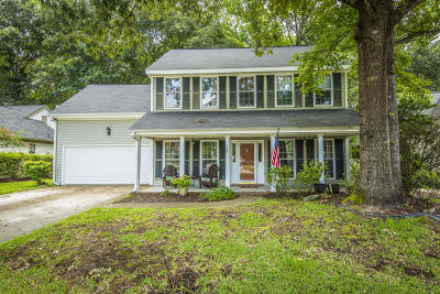 Goose Creek Single Family Home For Sale: 135 Isherwood Drive