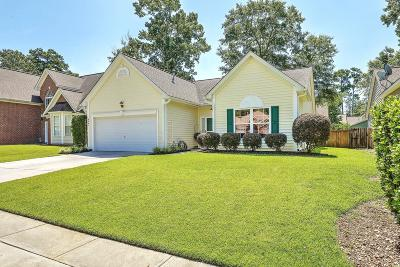 Summerville Single Family Home For Sale: 4861 Law Boulevard