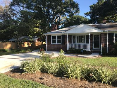 Charleston Single Family Home For Sale: 1731 Lady Cooper Street