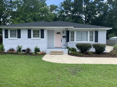 North Charleston Single Family Home For Sale: 5159 W Dolphin Street