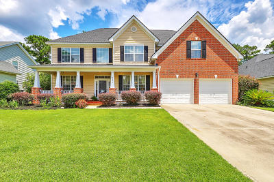 Dorchester County Single Family Home For Sale: 9449 Markley Boulevard