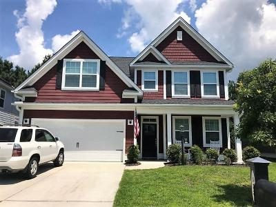 Berkeley County Single Family Home For Sale: 533 Nelliefield Trail
