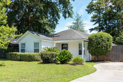 Ladson Single Family Home Contingent: 9865 Levenshall Drive