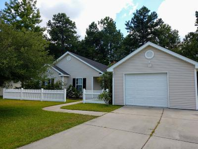 Summerville Single Family Home For Sale: 233 Moon Dance Lane